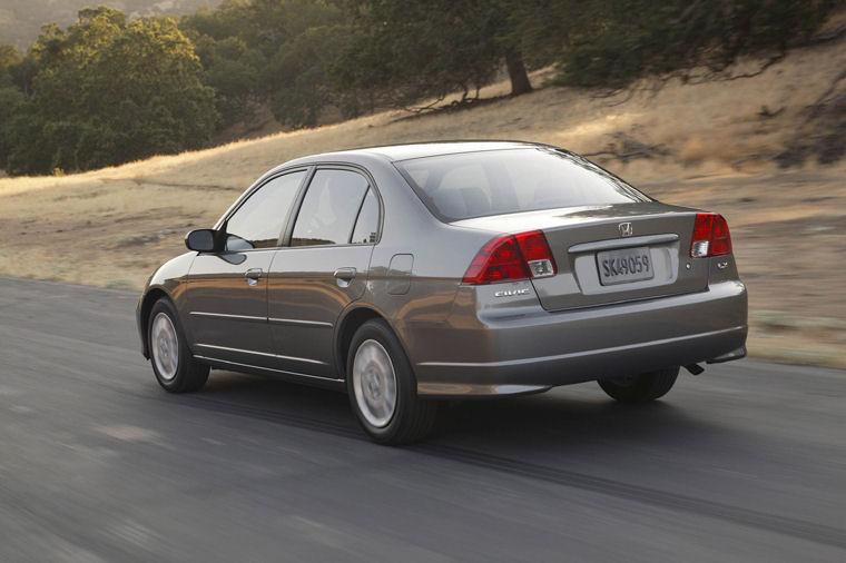 2005 Honda Civic LX Picture
