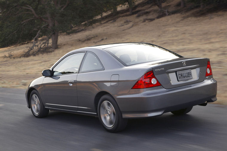 Nice 2005 Honda Civic Coupe Picture