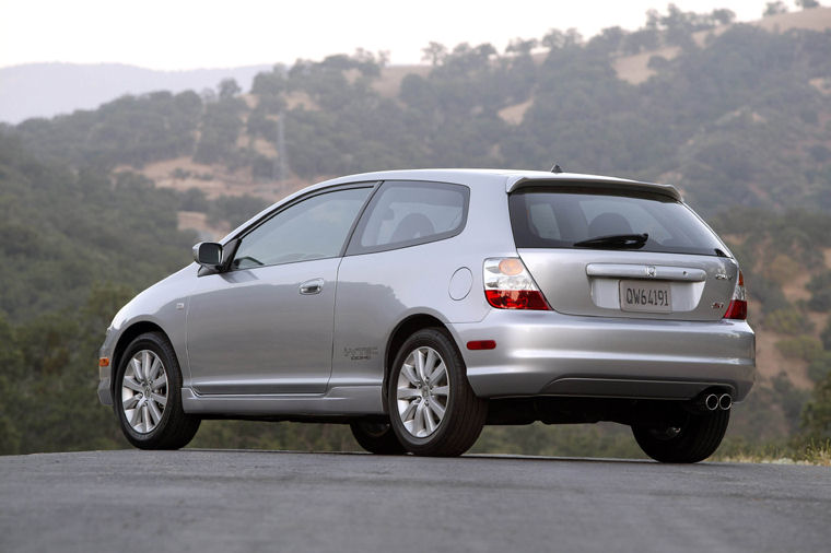 2005 Honda Civic Si Hatchback Picture