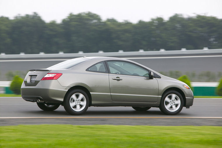Lovely 2006 Honda Civic Coupe Picture
