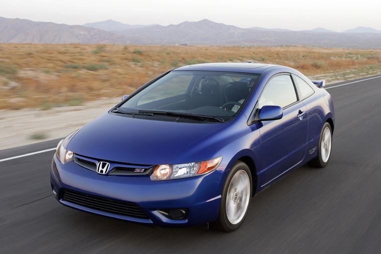 2007 Honda Civic Si Coupe Picture