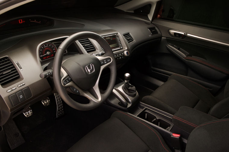 Amazing 2008 Honda Civic Si Interior Picture Amazing Ideas