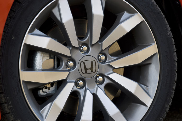 2011 Honda Civic Si Sedan Rim Picture Pic Image