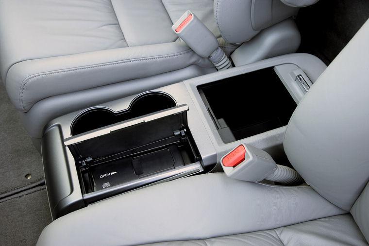 2007 Honda CR-V EX-L Center Console - Picture / Pic / Image