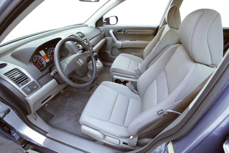 2007 Honda Cr V Lx Interior Picture Pic Image