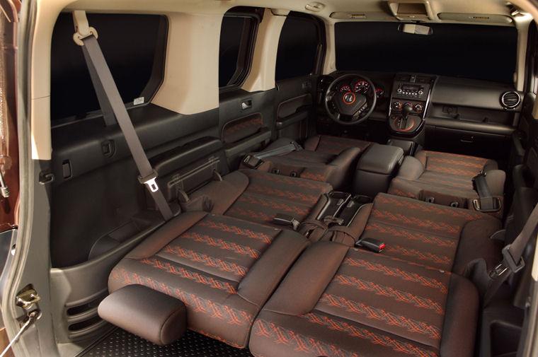 2008 Honda Element SC Interior Picture