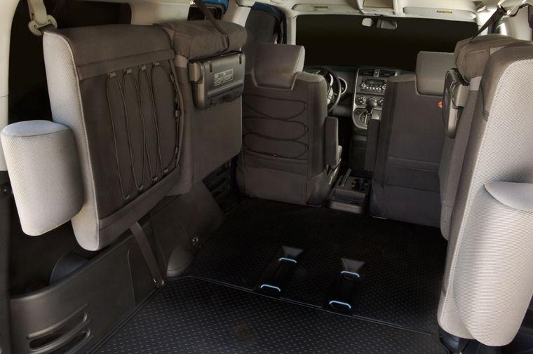 Elegant 2008 Honda Element EX Interior Picture