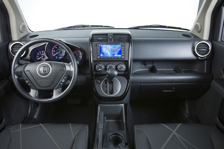 2010 Honda Element Sc Cockpit Picture Pic Image