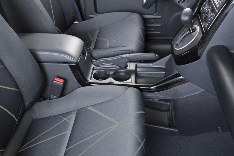 2010 honda element sc interior picture pic image