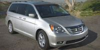 2009 Honda Odyssey Pictures