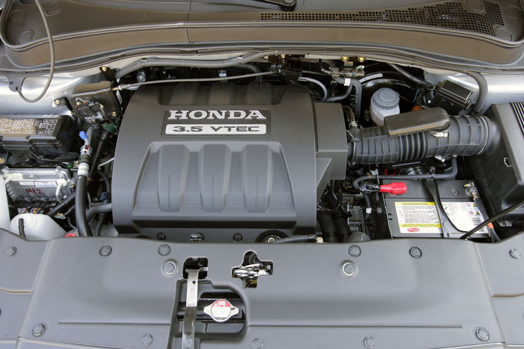 2006 Honda Pilot 3 5l V6 Engine Picture Pic Image