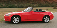 2002 Honda S2000 Pictures