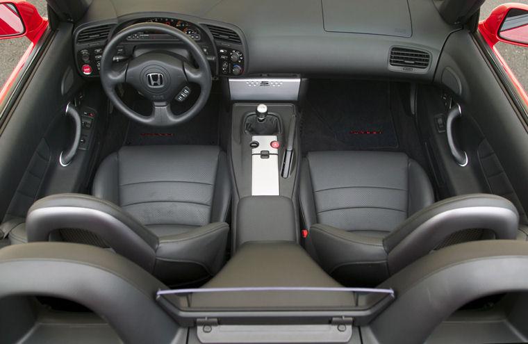 2005 Honda S2000 Interior Picture Pic Image