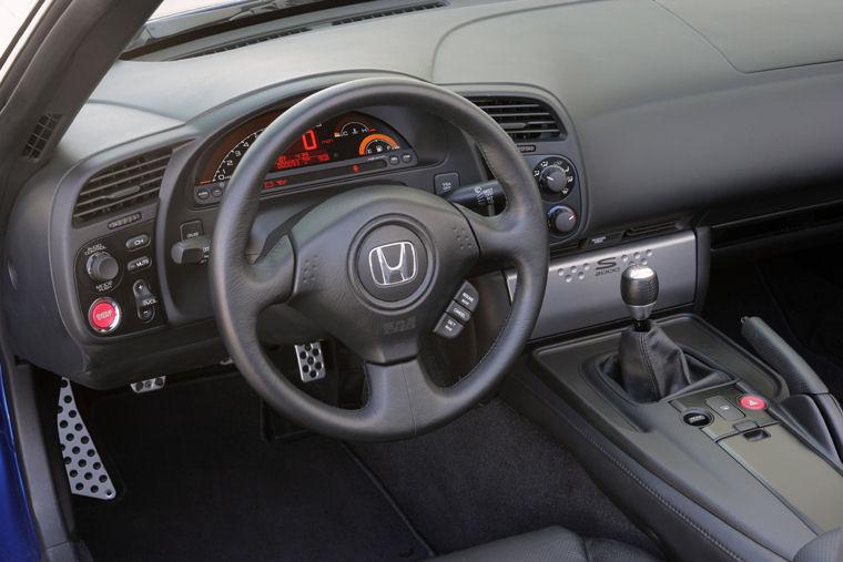 2006 Honda S2000 Interior Picture Pic Image