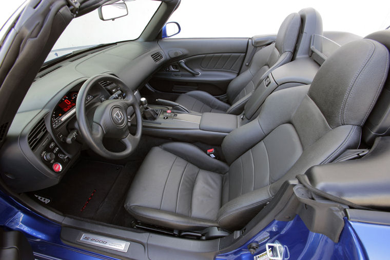 Honda S Front Seats Picture Pic Image - 2006 s2000