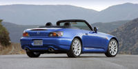 2006 Honda S2000 Pictures