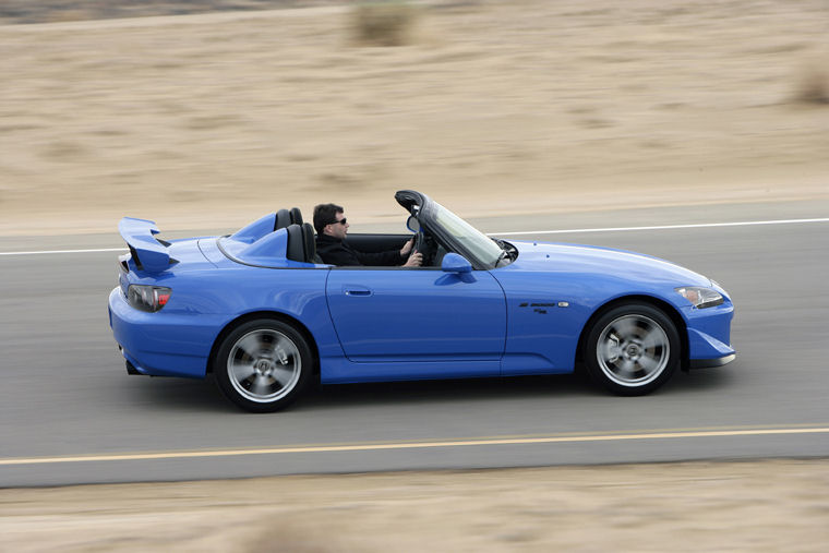 2008 Honda S2000 Cr Picture Pic Image