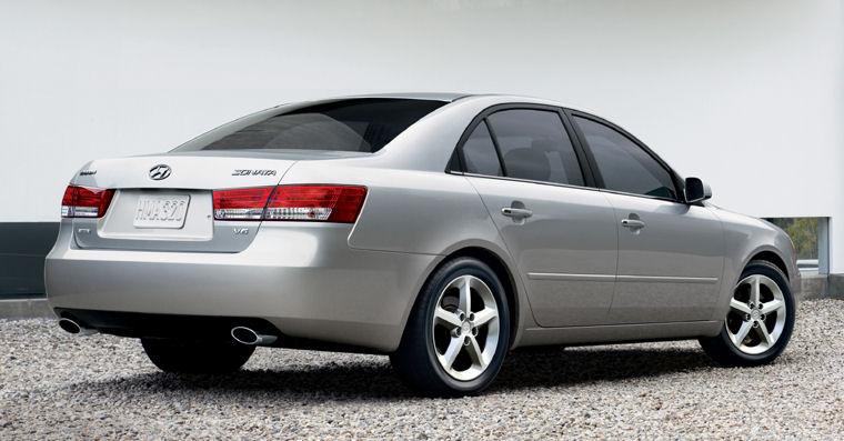2006 Hyundai Sonata Picture Pic Image