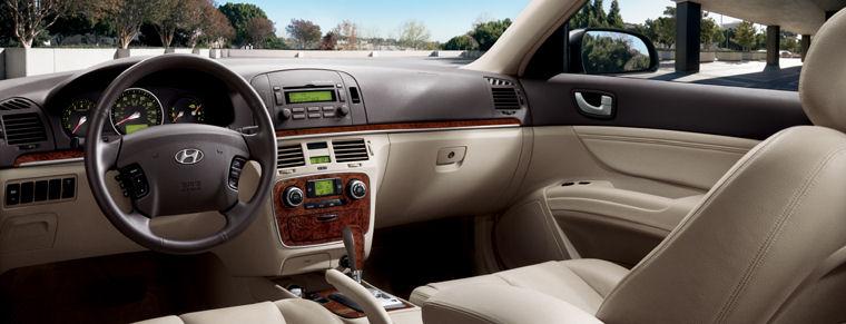 2007 Hyundai Sonata Interior Picture Pic Image