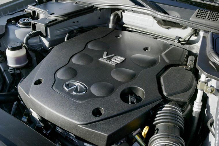 2005 Infiniti Fx35 3 5l V6 Engine   Pic    Image