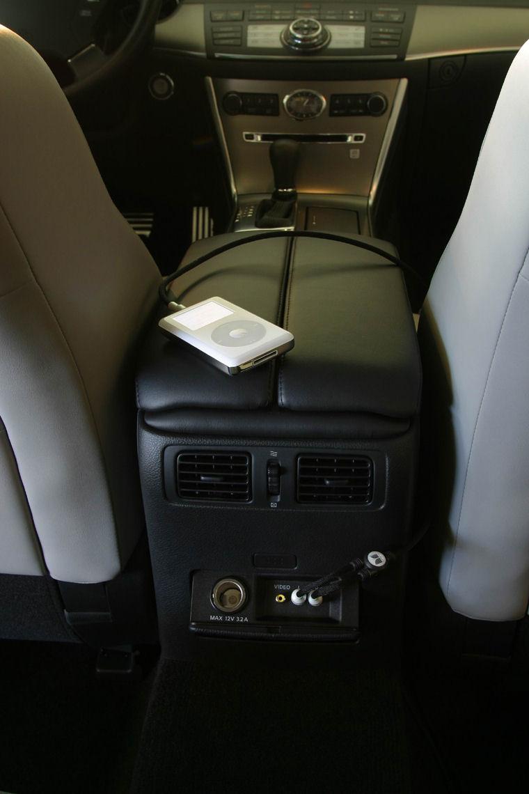 2006 Infiniti M35 Interior - Picture / Pic / Image