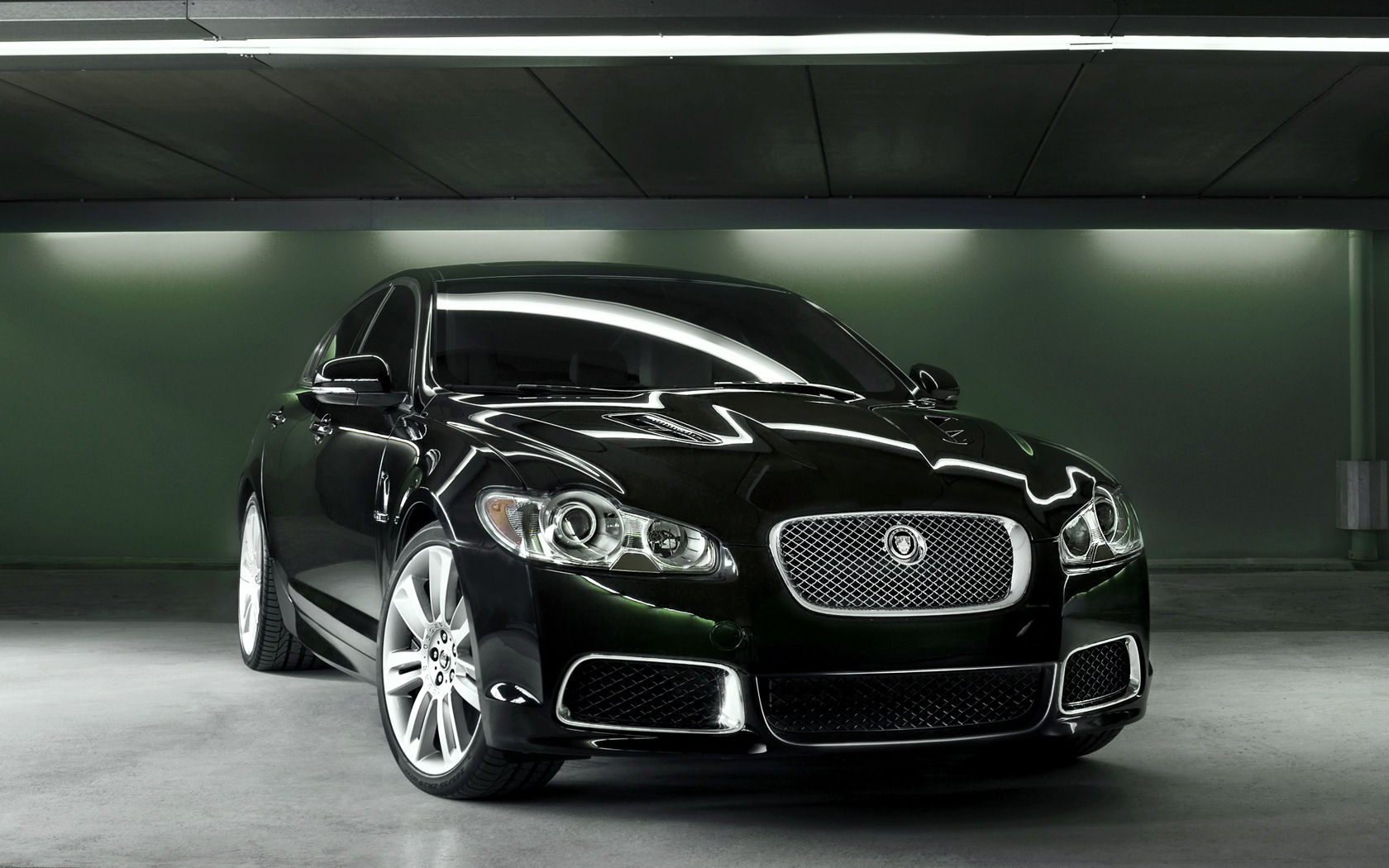 jaguar xf 4.2, 5.0 supercharged, xfr - free widescreen wallpaper