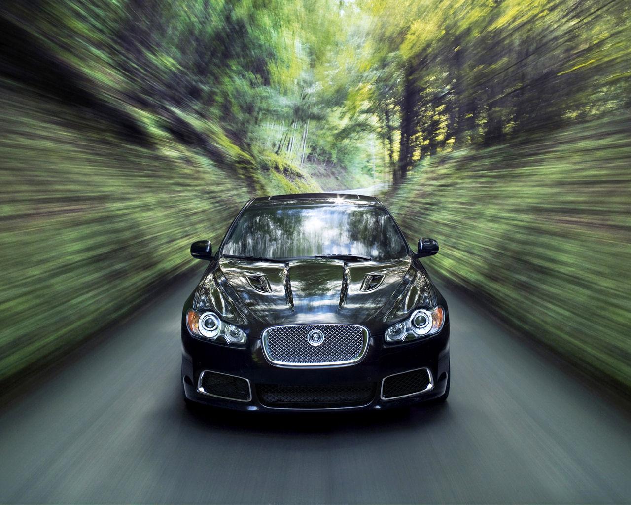 Jaguar XF 4.2, 5.0 Supercharged, XFR - Free 1280x1024 Wallpaper ...