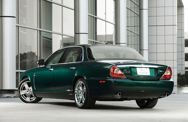 2008 Jaguar XJ8 - Picture / Pic / Image