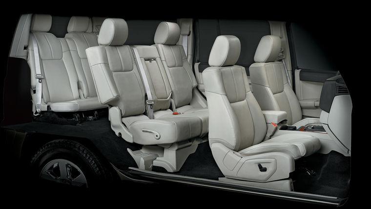 2008 Jeep Commander 4wd Interior Picture Pic Image
