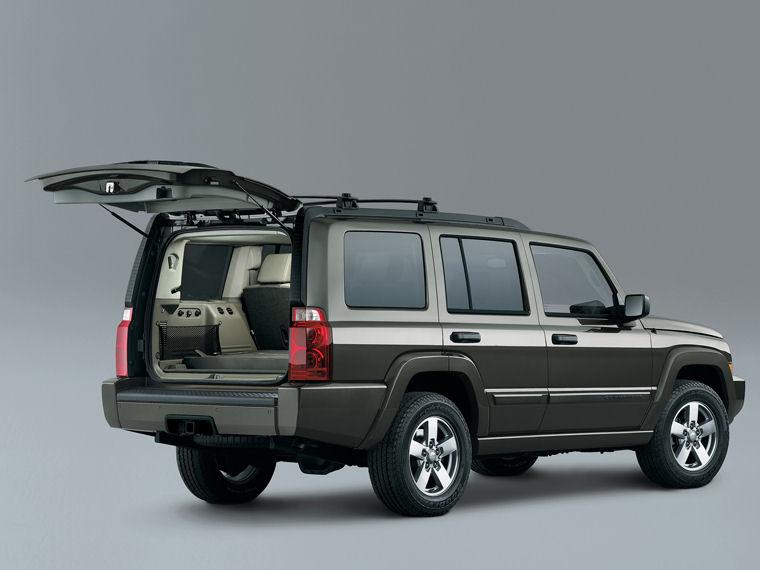 2010 jeep commander 4wd picture pic image. Black Bedroom Furniture Sets. Home Design Ideas