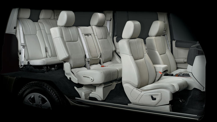 2010 Jeep Commander 4wd Interior Picture Pic Image