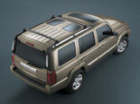 Jeep Commander Wallpaper