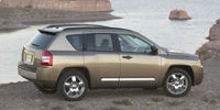 2010 Jeep Compass Pictures