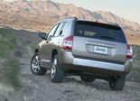 Jeep Compass Wallpaper
