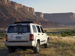 Jeep Liberty Wallpaper