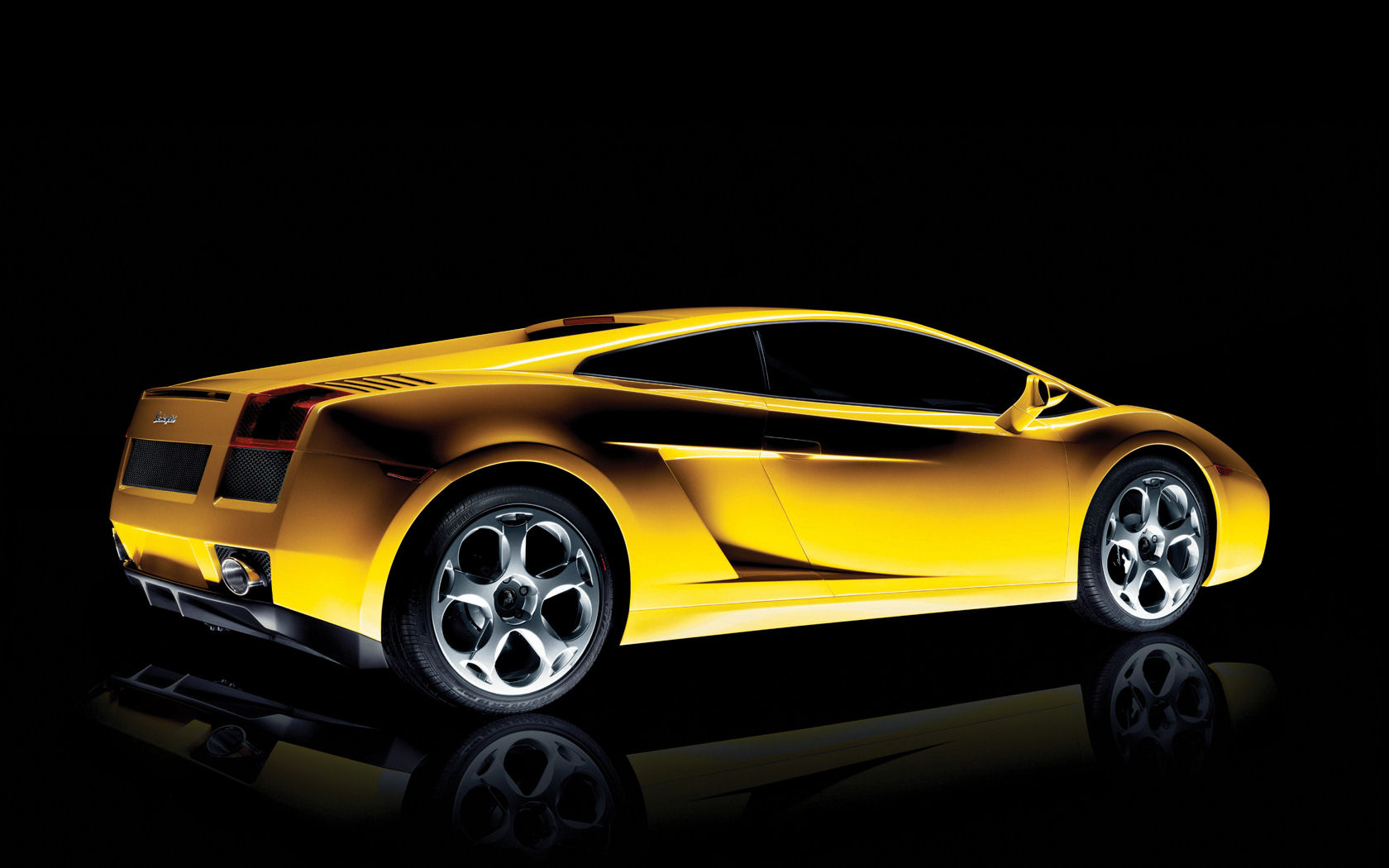 Lamborghini Gallardo Desktop Wallpaper