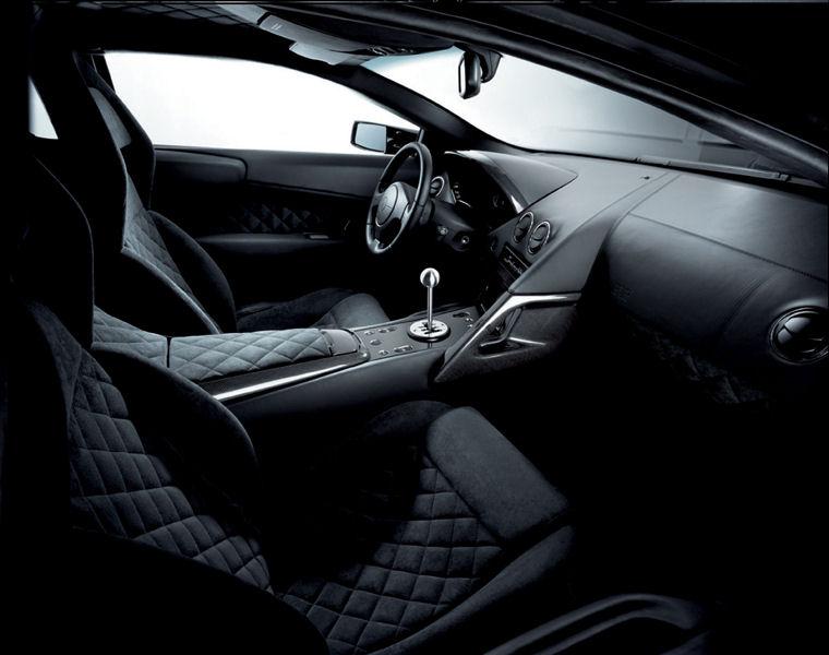2009 Lamborghini Murcielago Lp640 Interior Picture Pic Image