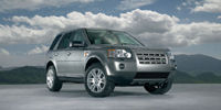 2008 Land Rover LR2 Pictures