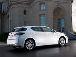 Lexus CT Wallpaper