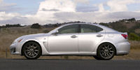 2009 Lexus IS Pictures