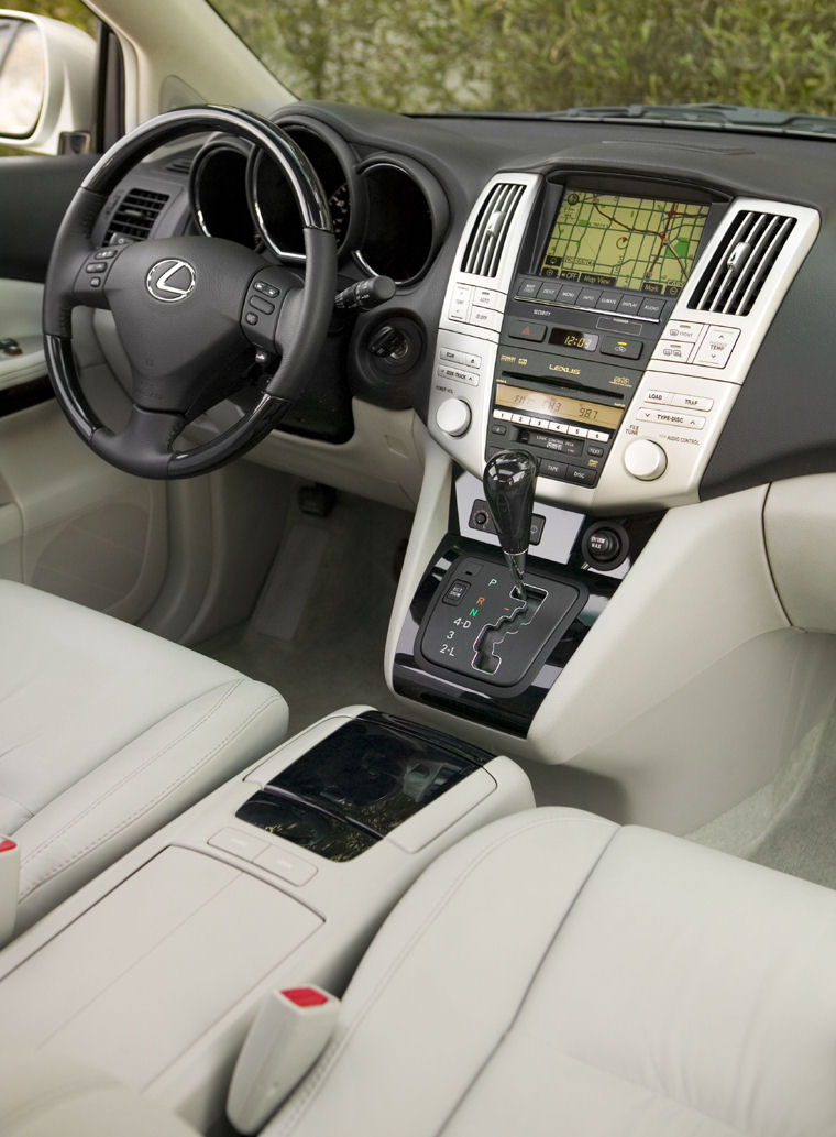 Performance Chrysler Jeep Dodge >> 2009 Lexus RX 350 Interior - Picture / Pic / Image