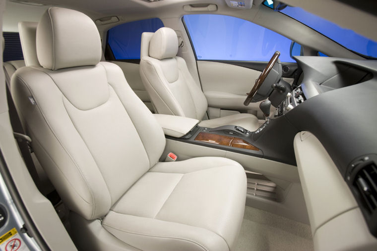 Super 2010 Lexus Rx 350 Front Seats Picture Pic Image Gmtry Best Dining Table And Chair Ideas Images Gmtryco