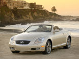 Lexus SC Wallpaper