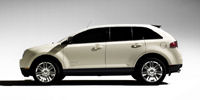 2008 Lincoln MKX Reviews / Specs / Pictures