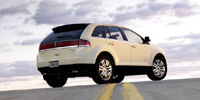Lincoln MKX Reviews / Specs / Pictures