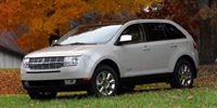 2010 Lincoln MKX Pictures