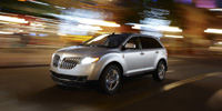 2011 Lincoln MKX Pictures