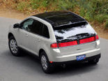 Lincoln MKX Wallpaper