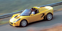 Lotus Elise Reviews / Specs / Pictures