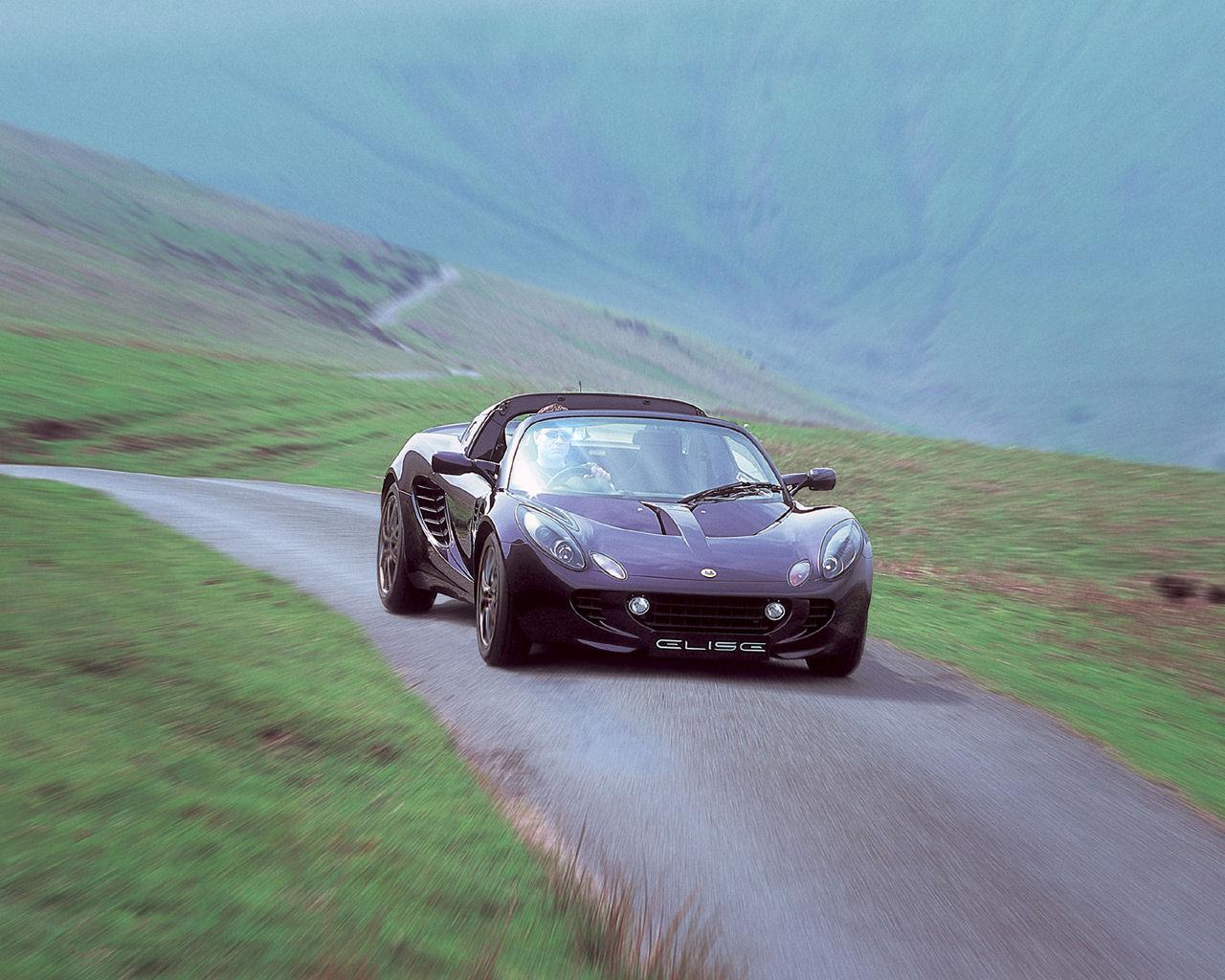 Lotus Elise Sc Supercharged 111r Free 1280x1024